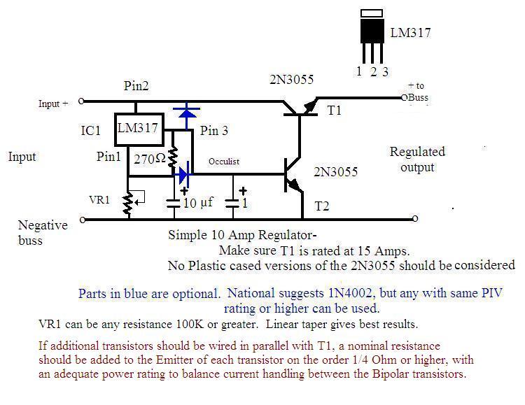 Higher Current Regulation Alternative Energy Circuits Blog